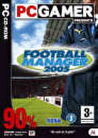 Packshot for Football Manager 2005 on PC