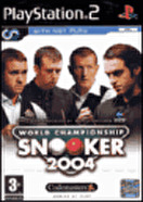 World Championship Snooker 2004 packshot