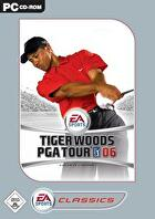 Packshot for Tiger Woods PGA Tour 2006 on PC