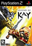 Legend of Kay packshot