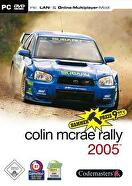 Colin McRae Rally 2005 packshot