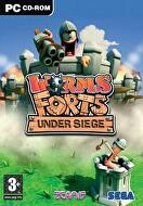 Worms Forts Under Siege packshot