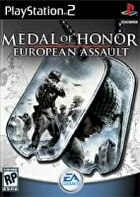 Packshot for Medal of Honor: European Assault on PlayStation 2