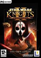 Star Wars Knights of the Old Republic II: The Sith Lords packshot
