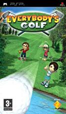 Everybody's Golf packshot
