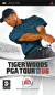 Packshot for Tiger Woods PGA Tour 2006 on PSP