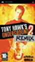 Packshot for Tony Hawk's Underground 2 Remix on PSP