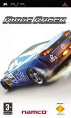 Packshot for Ridge Racer on PSP