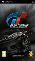 Packshot for Gran Turismo on PSP