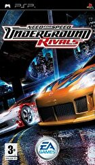 Packshot for Need For Speed Underground: Rivals on PSP