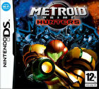 Packshot for Metroid Prime: Hunters on DS