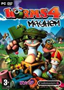 Worms 4: Mayhem packshot
