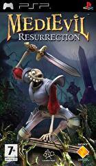 Packshot for MediEvil: Resurrection on PSP