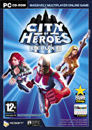 City of Heroes packshot