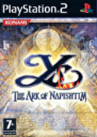 Packshot for Ys: The Ark of Napishtim on PlayStation 2