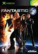Fantastic Four packshot