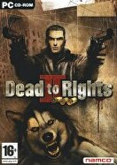 Dead to Rights II packshot