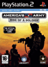Packshot for America's Army: Rise of a Soldier on PlayStation 2