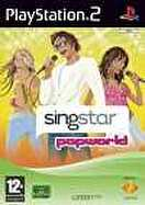 SingStar Popworld packshot