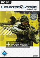 Packshot for Counter-Strike: Source on PC