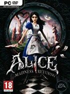 Packshot for Alice: Madness Returns on PC