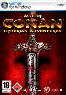 Age of Conan - Hyborian Adventures packshot