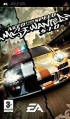 Packshot for Need for Speed: Most Wanted (2005) on PSP