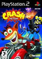 Packshot for Crash Tag Team Racing on PlayStation 2