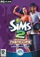 Packshot for The Sims 2 Nightlife on PC