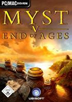 Packshot for Myst V: End of Ages on PC