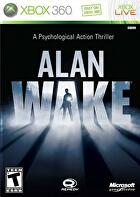 Packshot for Alan Wake on Xbox 360