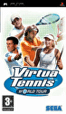 Virtua Tennis World Tour packshot