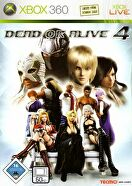 Dead or Alive 4 packshot