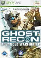 Tom Clancy's Ghost Recon: Advanced Warfighter packshot