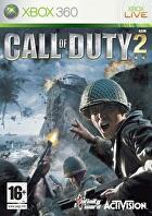 Packshot for Call of Duty 2 on Xbox 360