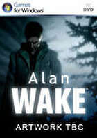 Packshot for Alan Wake on PC