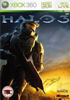 Packshot for Halo 3 on Xbox 360