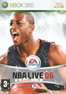 NBA Live 2006 packshot