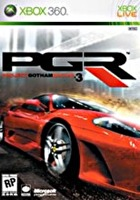 Packshot for Project Gotham Racing 3 on Xbox 360