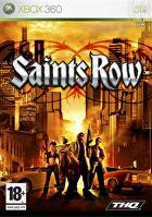 Packshot for Saints Row on Xbox 360