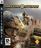 Packshot for MotorStorm on PlayStation 3