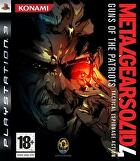 Packshot for Metal Gear Solid 4: Guns of the Patriots on PlayStation 3