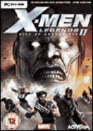 X-Men Legends II: Rise of Apocalypse packshot