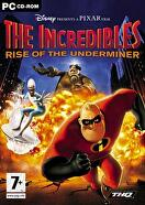 The Incredibles: Rise of the Underminer packshot
