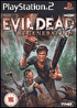 Packshot for Evil Dead Regeneration on PlayStation 2