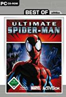 Ultimate Spider-Man packshot
