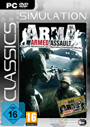 ArmA: Armed Assault packshot