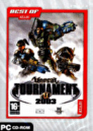 Unreal Tournament 2003 packshot