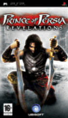 Packshot for Prince of Persia Revelations on PSP