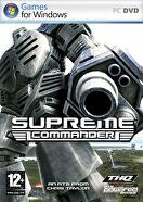 Supreme Commander packshot